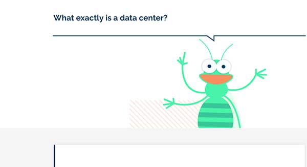 MOOC screenshot, part 9 Act now - Data center, cloud